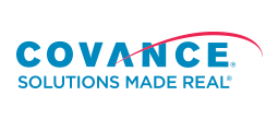 Covance Solutions Made Real Logo